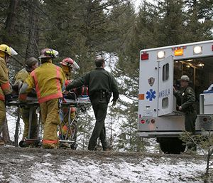 EMS agencies could learn from how the NPS brands and organizes its services. (Photo/Yellowstone National Park)
