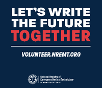 NREMT launches new volunteer initiative