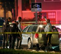 2 killed, 7 injured after car hits New Orleans crowd