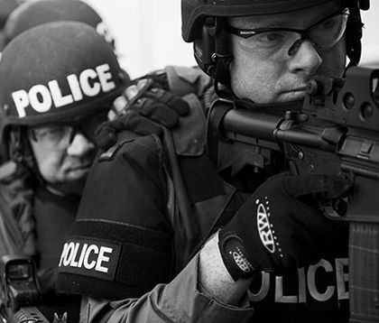 Improve your tactical team's safety with this breaching tool
