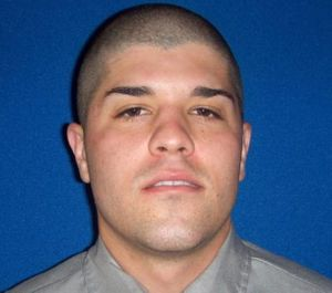 Officer Jason Bandy (Photo/ New Haven Police Department)