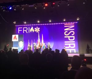 Fire-Rescue International 2018 is under way, with a new group of leaders being recognized for their excellence and dedication to achieving the fire service mission. (Photo/Kerri Hatt)