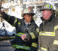 Traumatic stress: Who counsels the fire chief?