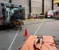 Why EMS personnel need a valid physical abilities test