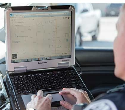 How incident reporting impacts officer productivity and safety