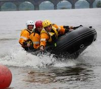 Prepare your agency for a mass water rescue using this model