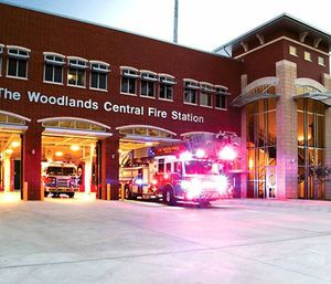 The Woodlands Fire Department is seeking options for enhanced cancer screenings for firefighters as cancer becomes more prevalent in the profession. (Photo/WFD)