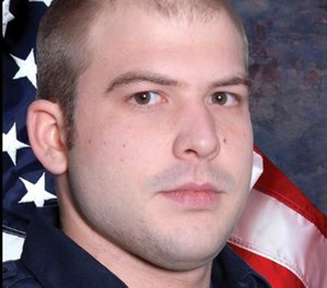 Hamilton Fire Department firefighter Patrick Wolterman died Dec. 28, 2015 while fighting a fire that was intentionally set by the homeowner. (Photo/Hamilton Fire Department)