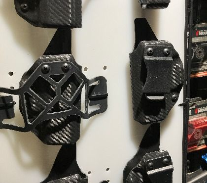 4 holsters holding their own at SHOT Show 2018