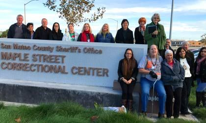 Christmas with San Mateo County Service League, an agency