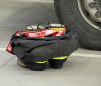 How fire station storage prolongs PPE life