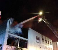 Walkthrough gives IC unique insight in plastics factory fire
