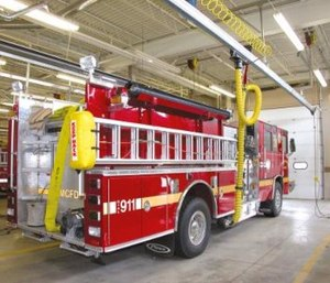 How Exhaust Source Capture Systems Protect Ffs ǀ Firerescue1