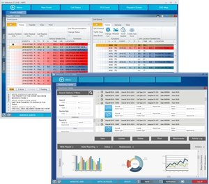 MobileTec's InMotion has several different modules for records management.
