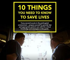 Download this free eBook for 10 things you need to know about four of the most time-sensitive calls you're likely to face in the field.