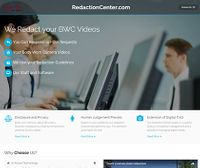 How QueTel's Redaction Center can ease your video burden