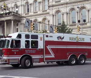 Mayor Catherine Pugh has promised the Baltimore City Fire Department an extra $1.2 million firetruck in her 2020 fiscal year budget