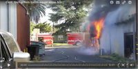 How the public sees a fire attack