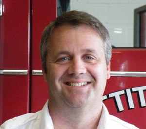 Rich Elliott serves as deputy chief for Kittitas Valley Fire and Rescue in Ellensburg, Washington, an area directly impacted by wildland issues. (Photo/Courtesy of Rich Elliott)