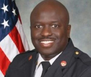 Orlando Chief Roderick Williams stepped down after a federal probe found he discriminated against and sexually harassed a female assistant chief. (Photo/OFD)