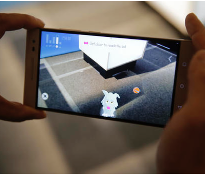 Smartphone tech to map room, building interiors