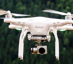 Fourteen drones will be used by 29 licensed NYPD officers. (Photo/US Fish & Wildlife Service)