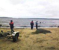 14 children die after boats overturn on lake in Russia