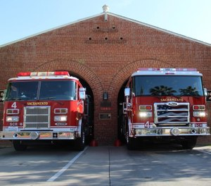 City Manager Howard Chan's proposed budget for fiscal 2019-20 includes a new $4 million outlay for 30 new positions, 24 from current funds or new Measure U dollars. (Photo/Sacramento Fire Department)