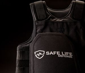 Caption: Safe Life Defense vests come in sizes XS-XXXL and are designed with 10 points of adjustability to provide a wide range of fit options without the need for custom measurements. (Photo/Safe Life Defense)