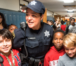 SRO training has long held that a public school is a microcosm of the community and will reflect all the aspects of the community. (Photo/City of Champaign)