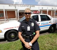 Our first line of defense: Training and recruiting school resource officers