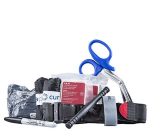 Regardless of your method to stop the bleed, it's imperative that you're comfortable with the tools in your toolbox and that you know where to find them quickly when needed. (image/Bound Tree)
