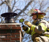 Tactical approaches for chimney fires