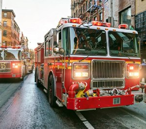 Improvements and changes in design and engineering play a big part in making fire apparatus some of the safest heavy trucks on the road today. (Photo/Fire Chief Digital Edition)