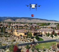 Nev. city to begin AED drone delivery service