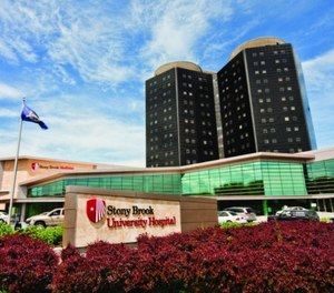 Two mobile stroke units will hit the road April 1, and all care administered by their crews, including CT scans and stroke-alleviating medications, will be free to patients. (Photo/Stony Brook University Hospital)