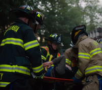Emmy-nominated PSA highlights volunteer firefighter shortage