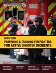 NFPA 3000: Preparing and training firefighters for active shooter incidents (eBook)