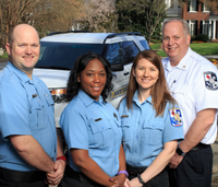 How do providers and leaders perceive EMS?