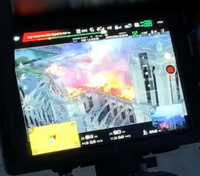 Notre Dame fire: Paris Fire Brigade deployed unmanned robots and drones