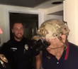 Officers bring night vision goggles to veteran before he goes blind