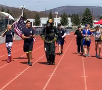 Pa. probie falls short in Guinness record attempt