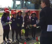 Girls' fire camps: Discrimination, or key to increasing female firefighters?