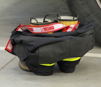 Step in the right direction: Decontamination of PPE must include boots
