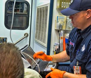 Effective alerts help ensure that the right ED resources are ready for your patient before they arrive. (Photo/FirstNet)