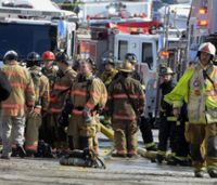 2 Pa. firefighters dead, 2 injured in building collapse