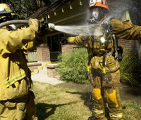 Evaluating turnout gear cleaning options