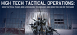 Infographic: What cops want for high-tech tactical ops