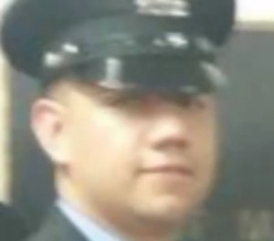 Officer Luis Duarte was in good condition following surgery Thursday. (Photo/CPD)