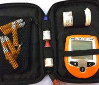 How frequently do EMS providers encounter, treat hypoglycemia?
